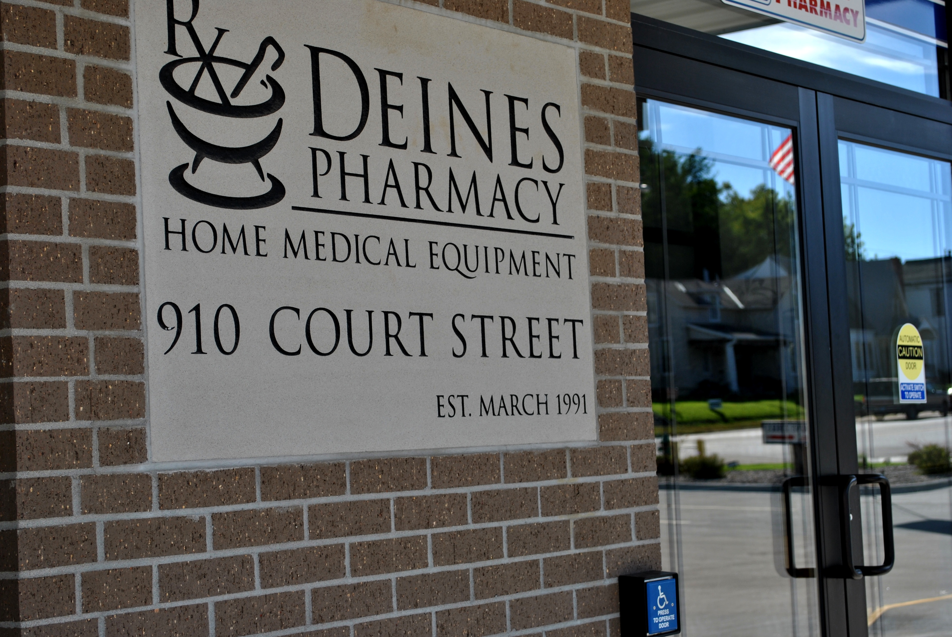 Deines Pharmacy – Beatrice, NE