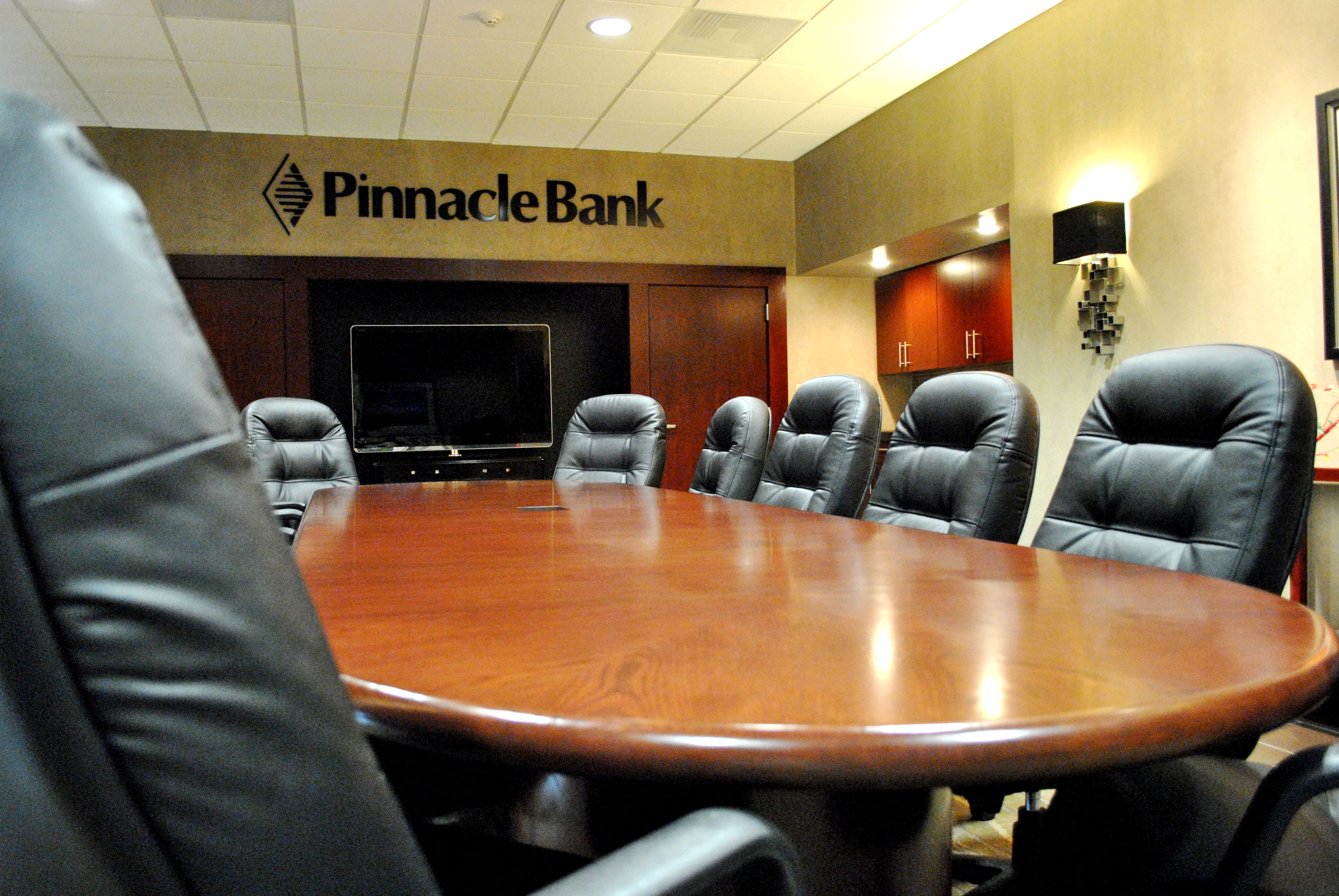 Pinnacle Bank Remodel