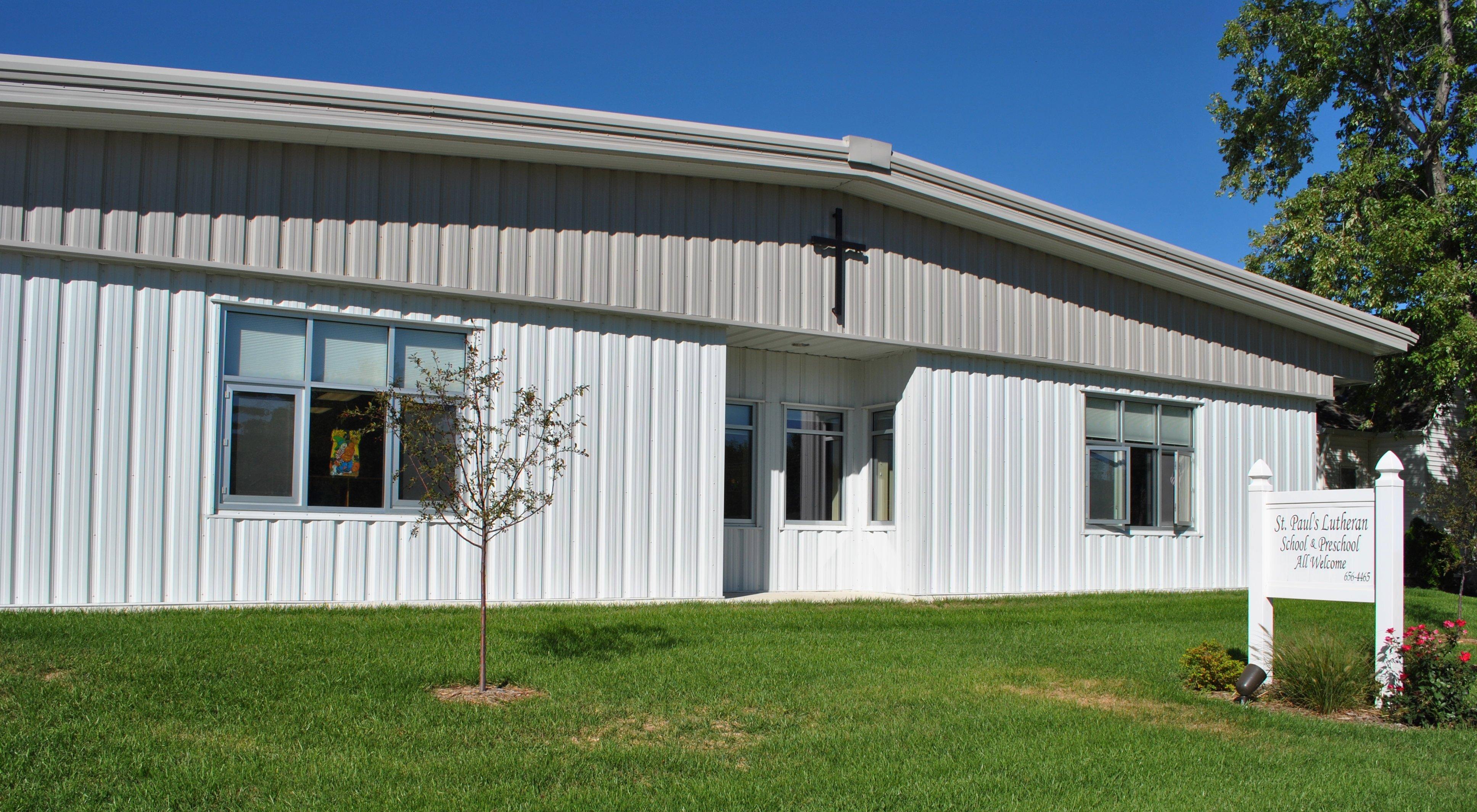 St. Paul Lutheran School – Plymouth Nebraska
